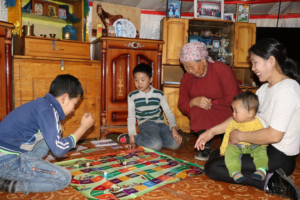 Quarantine Child Protection Board Game